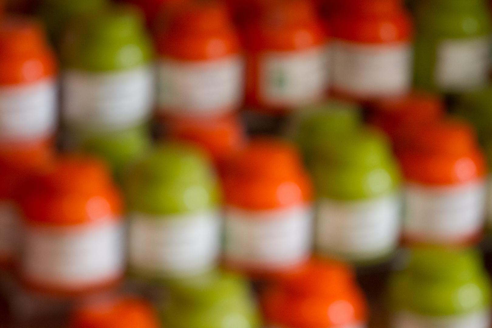 Orange Grün Orange Grün
