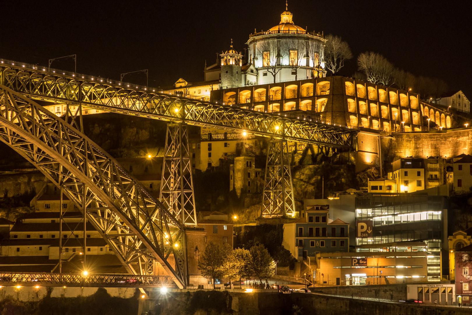 Ponte Dom Luís Porto POR