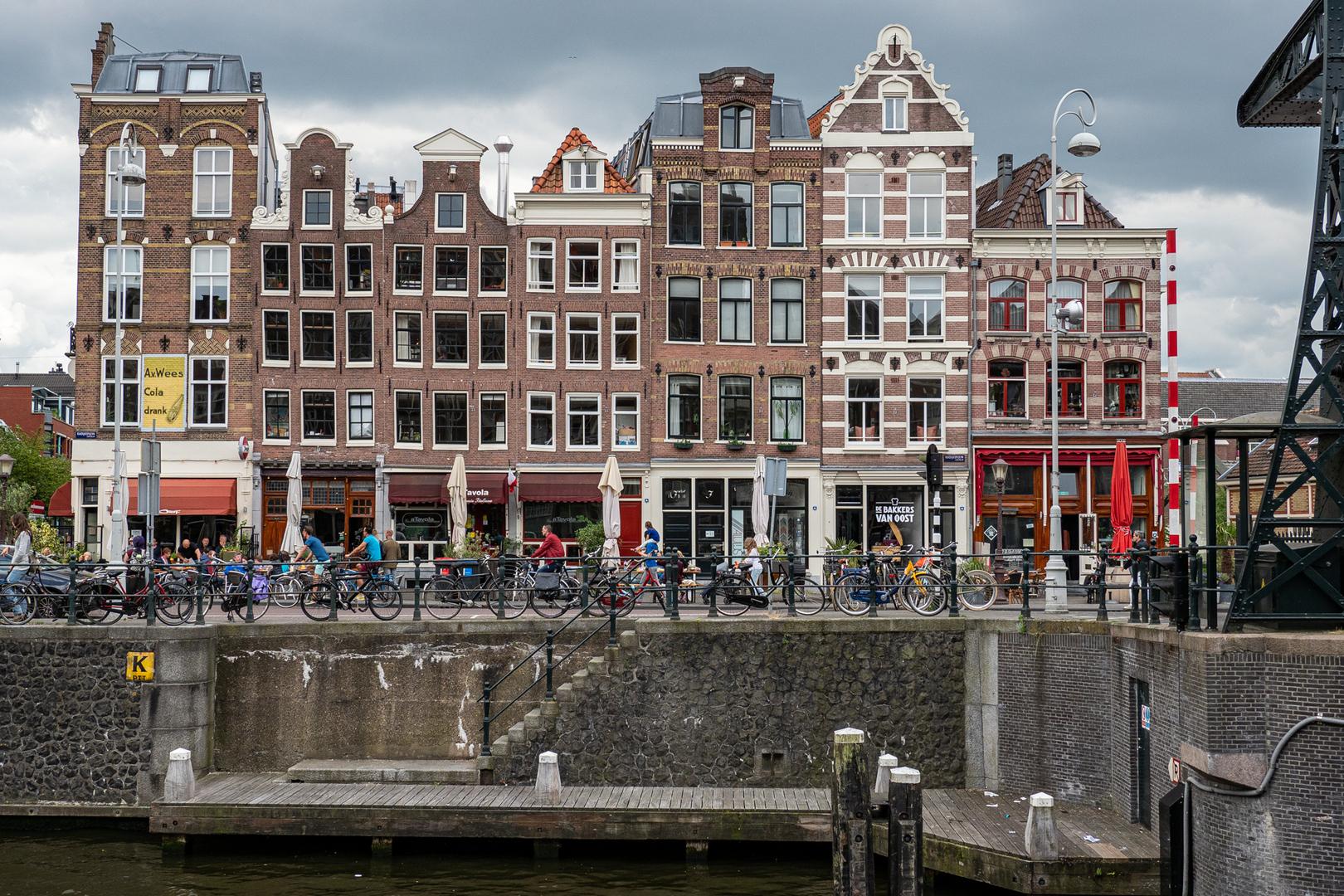 Stadthäuser Amsterdam NL