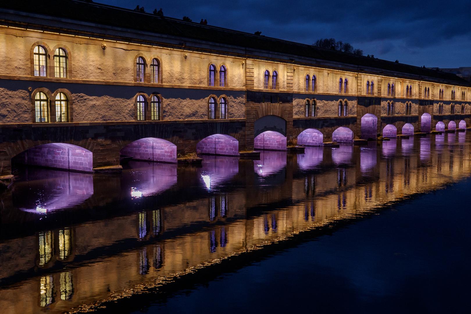 Barrage Vauban Strassbourg FRA