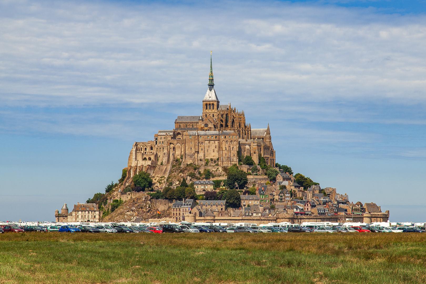 Le Mont Saint-Michel 2010