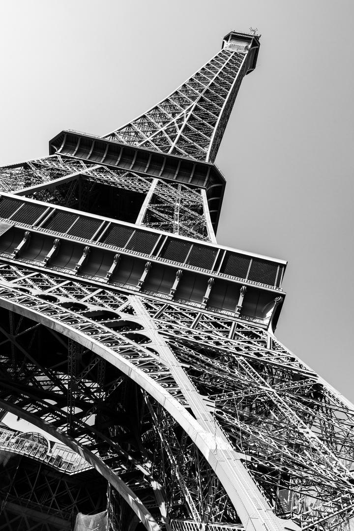 Tour Eiffel Paris FRA