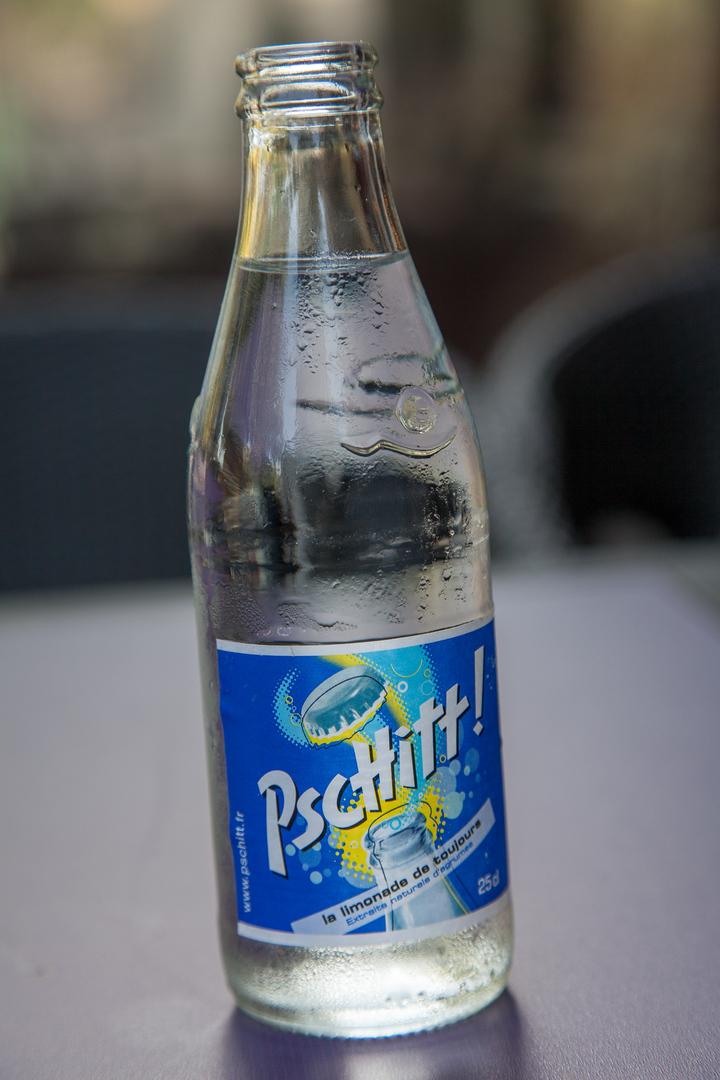 Pschitt! La limonade de toujours
