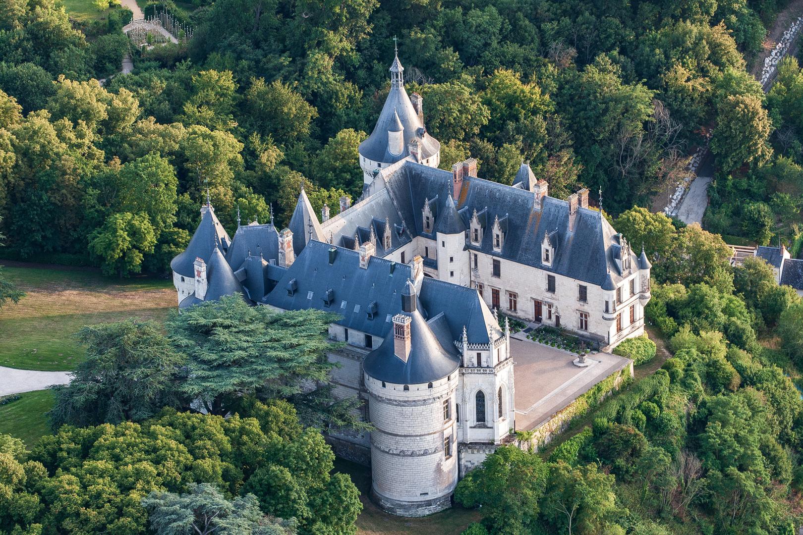 Château de Chaumont-sur-Loire FRA