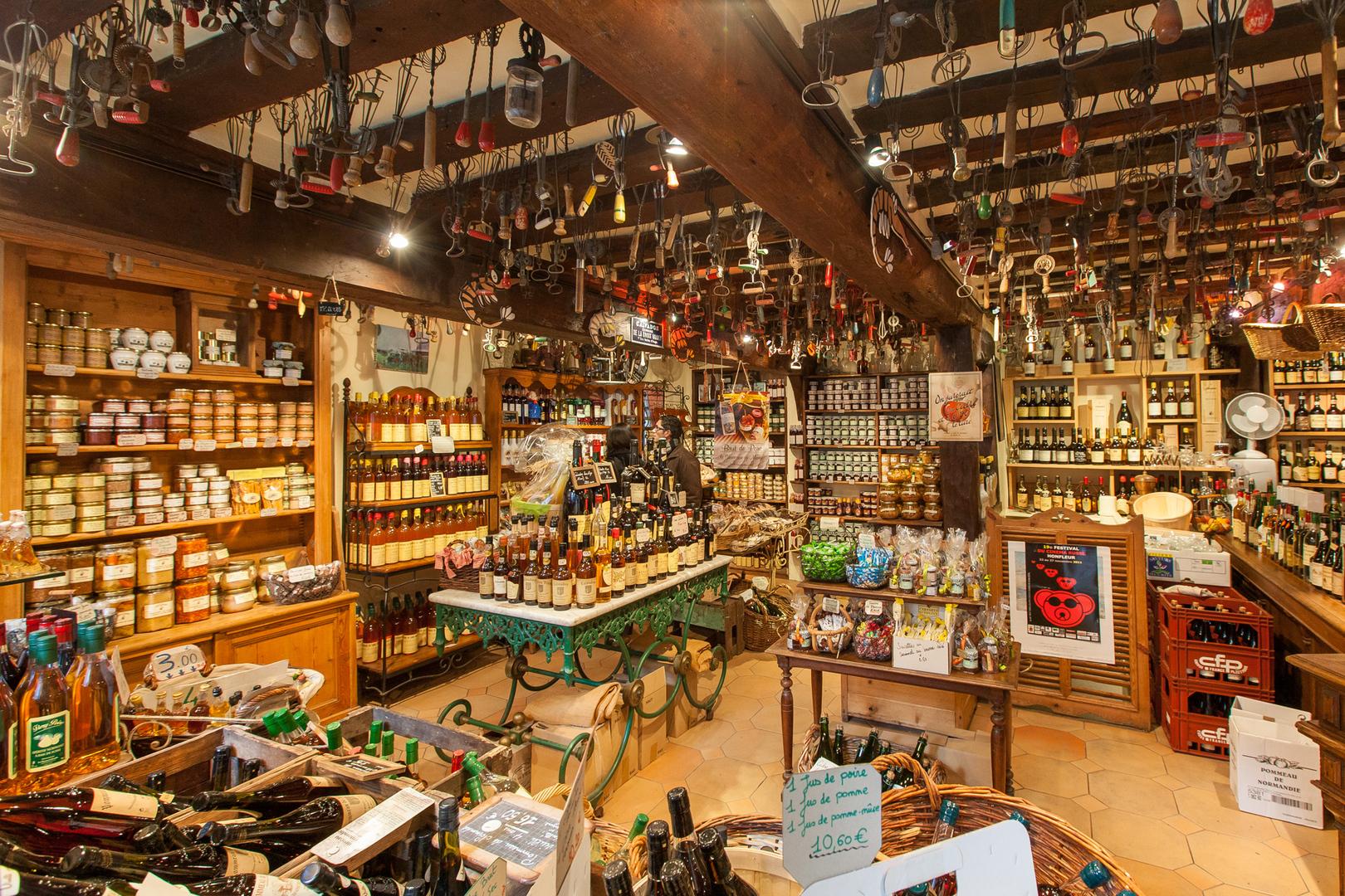 Boutique Gribouille Honfleur FRA