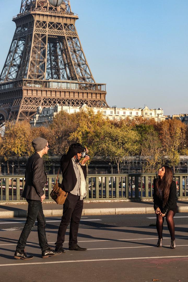 Photosession Paris FRA