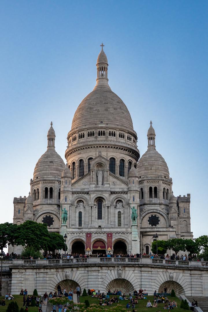 Basilika Sacré-Cœur FRA