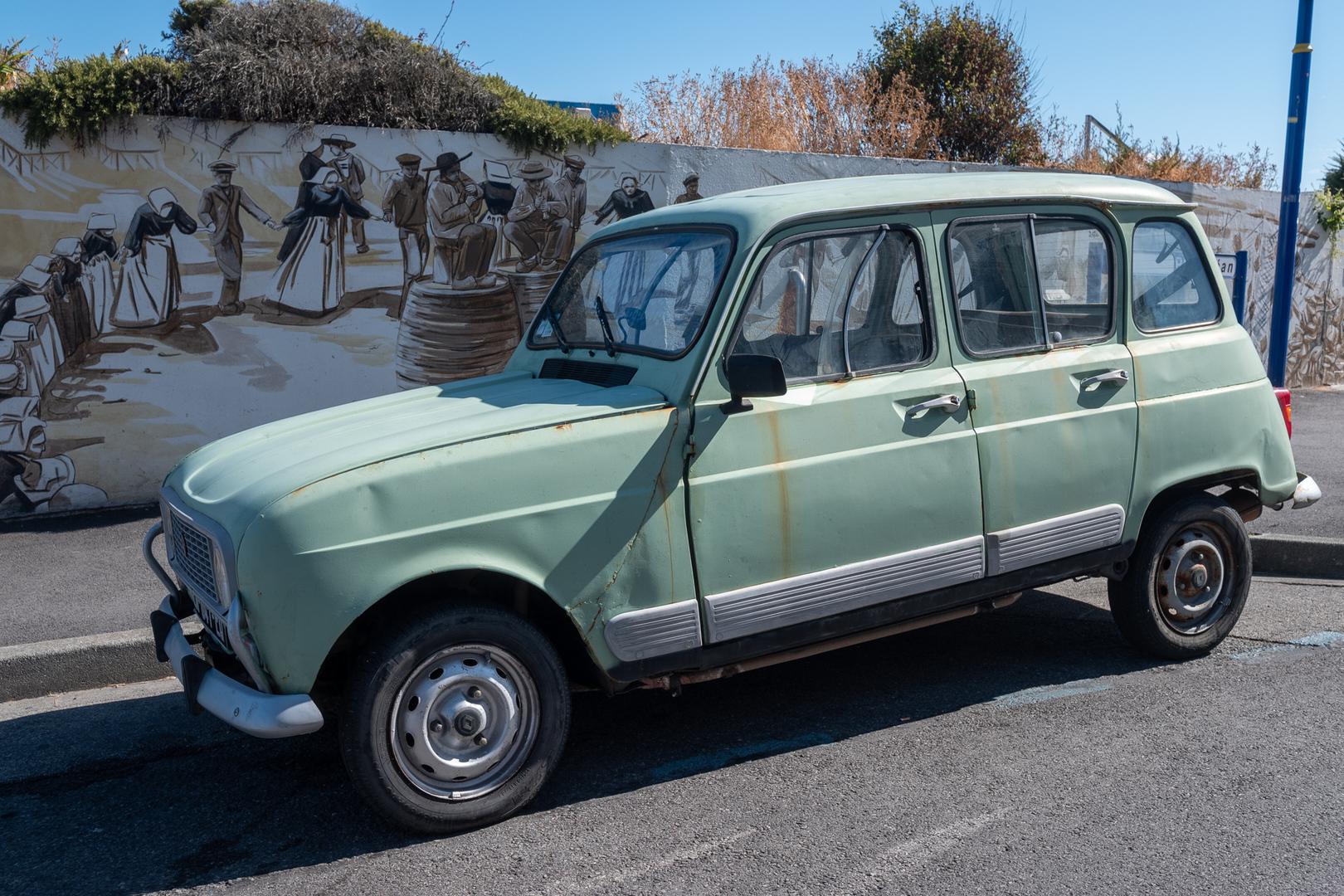 Alter R4 in Quiberon