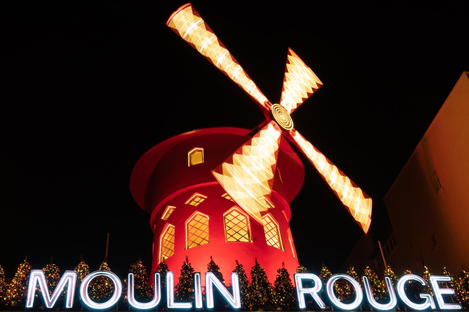Moulin Rouge Paris FRA