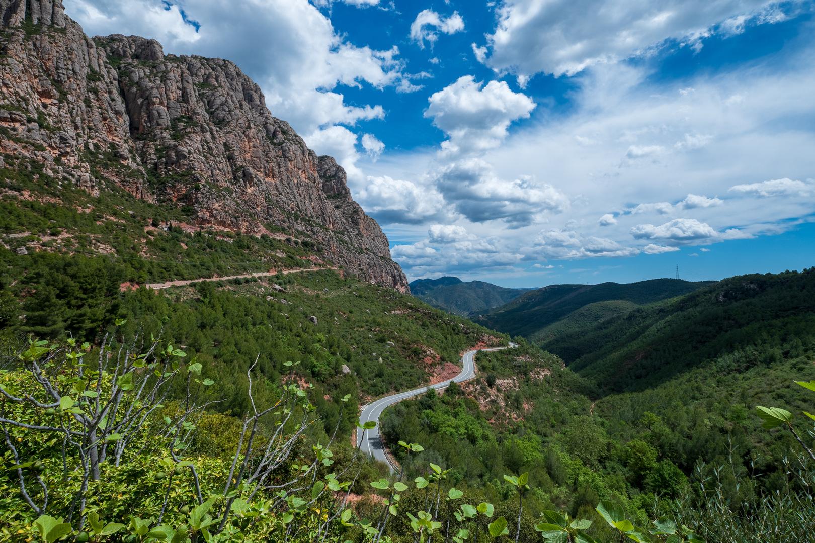 Cuevas de Salitre Montserrat ESP